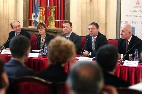 """Конференција: """" Јачање капацитета за јавно-приватна партнерства у Југоисточној Европи"""""""