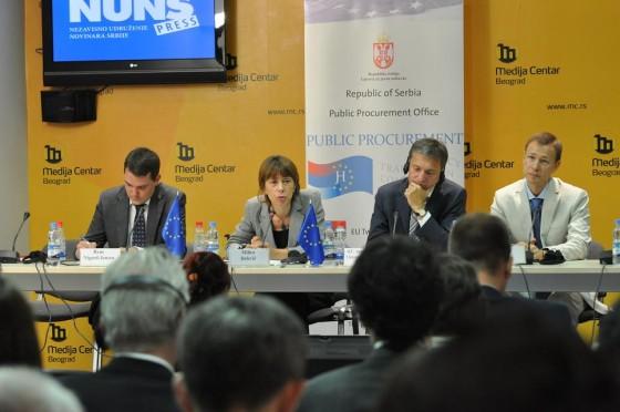 Јачање јавних набавки у Србији